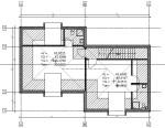 plan mansarda modul v1